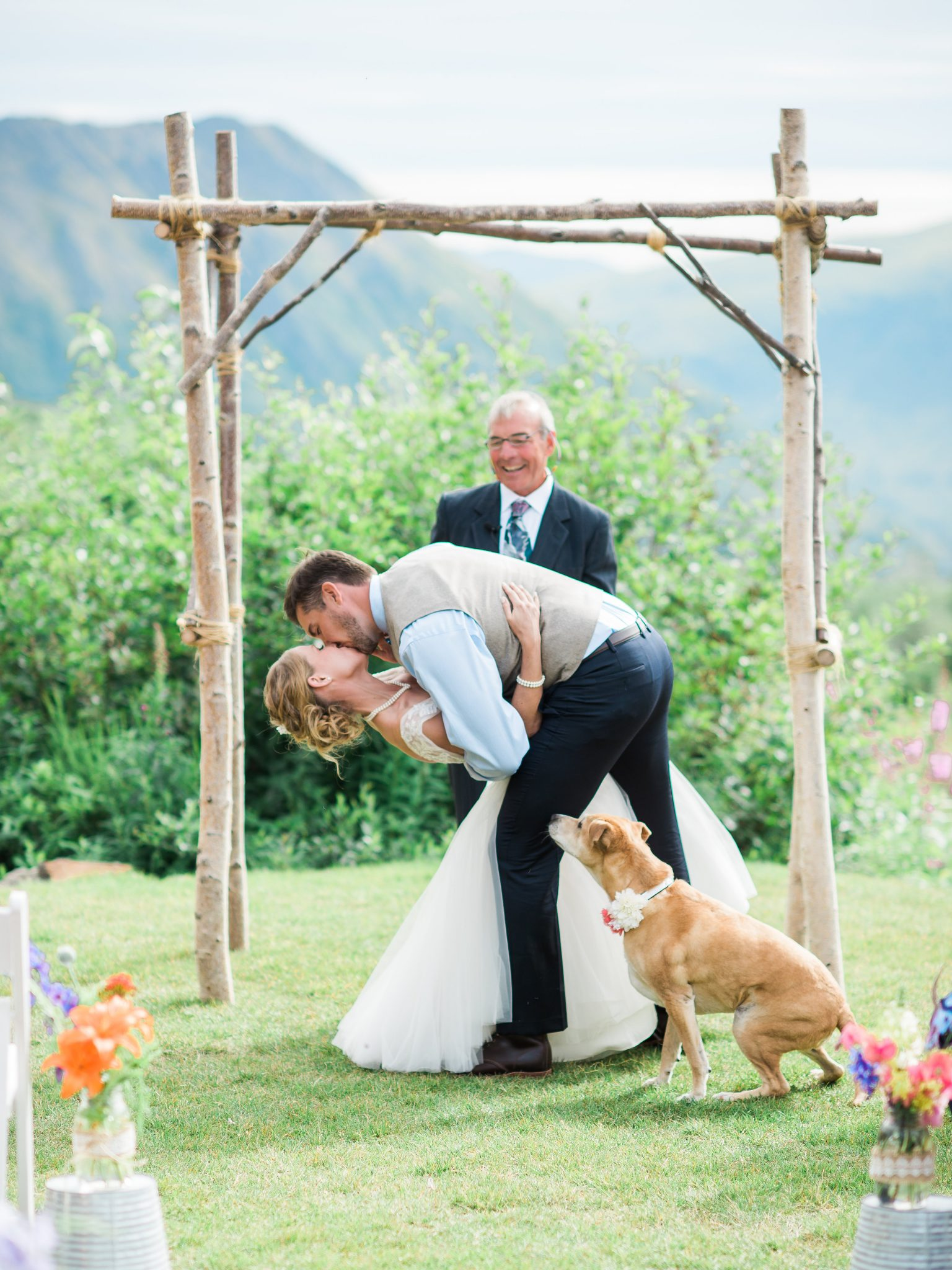 Anchorage Wedding Officiant
