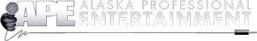 Alaska Professional Entertainment Logo