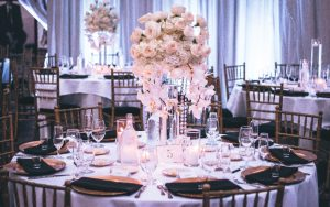 APE 6 Types Of Settings For Your Wedding Venue in 2021