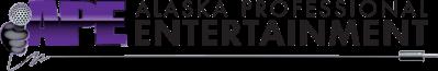 Alaska Professional Entertainment Logo